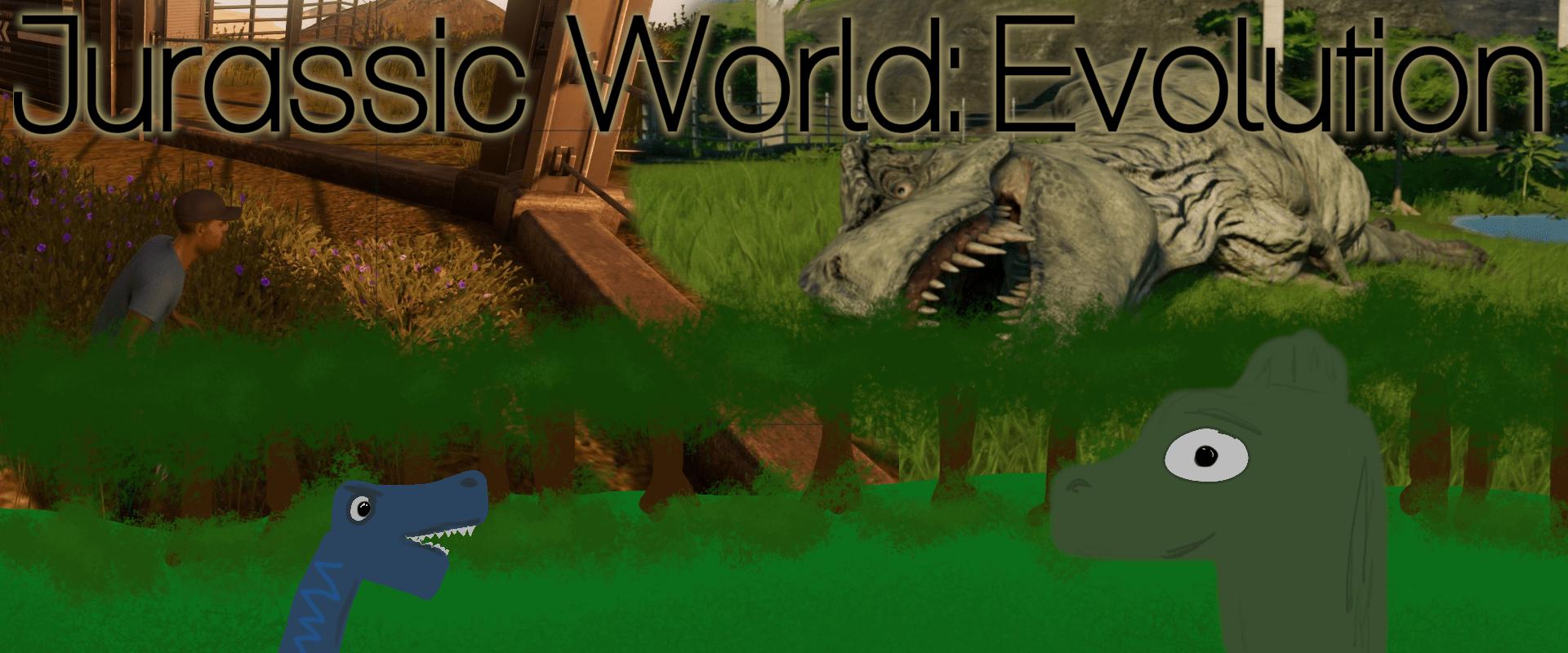 Jurassic World: Evolution 1