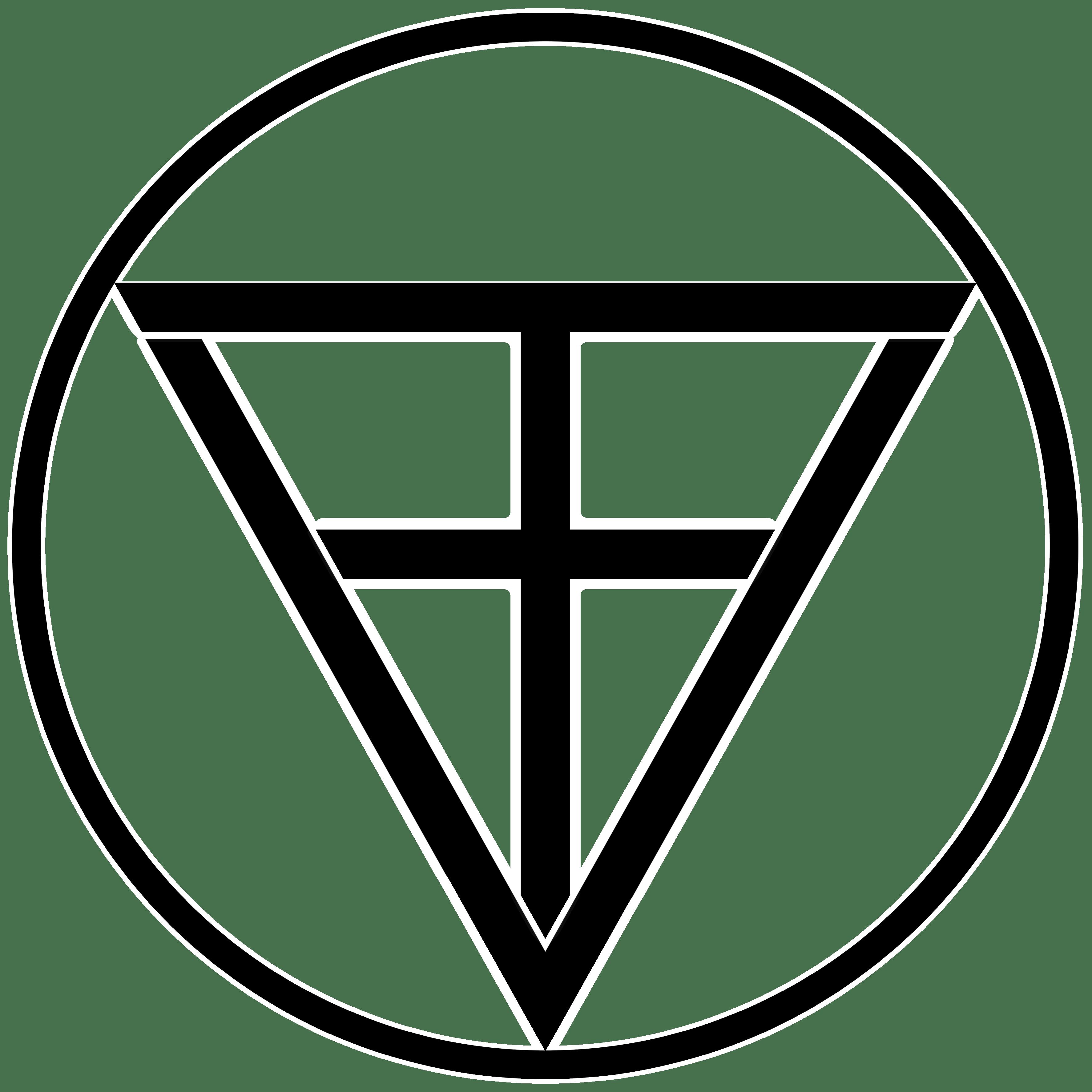 Logo von stubenvogel.com in schwarz; enthält die Initialen von Felix T. Vogel