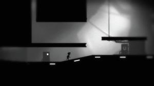 Screenshot aus dem Spiel; Schwerkrafträtsel